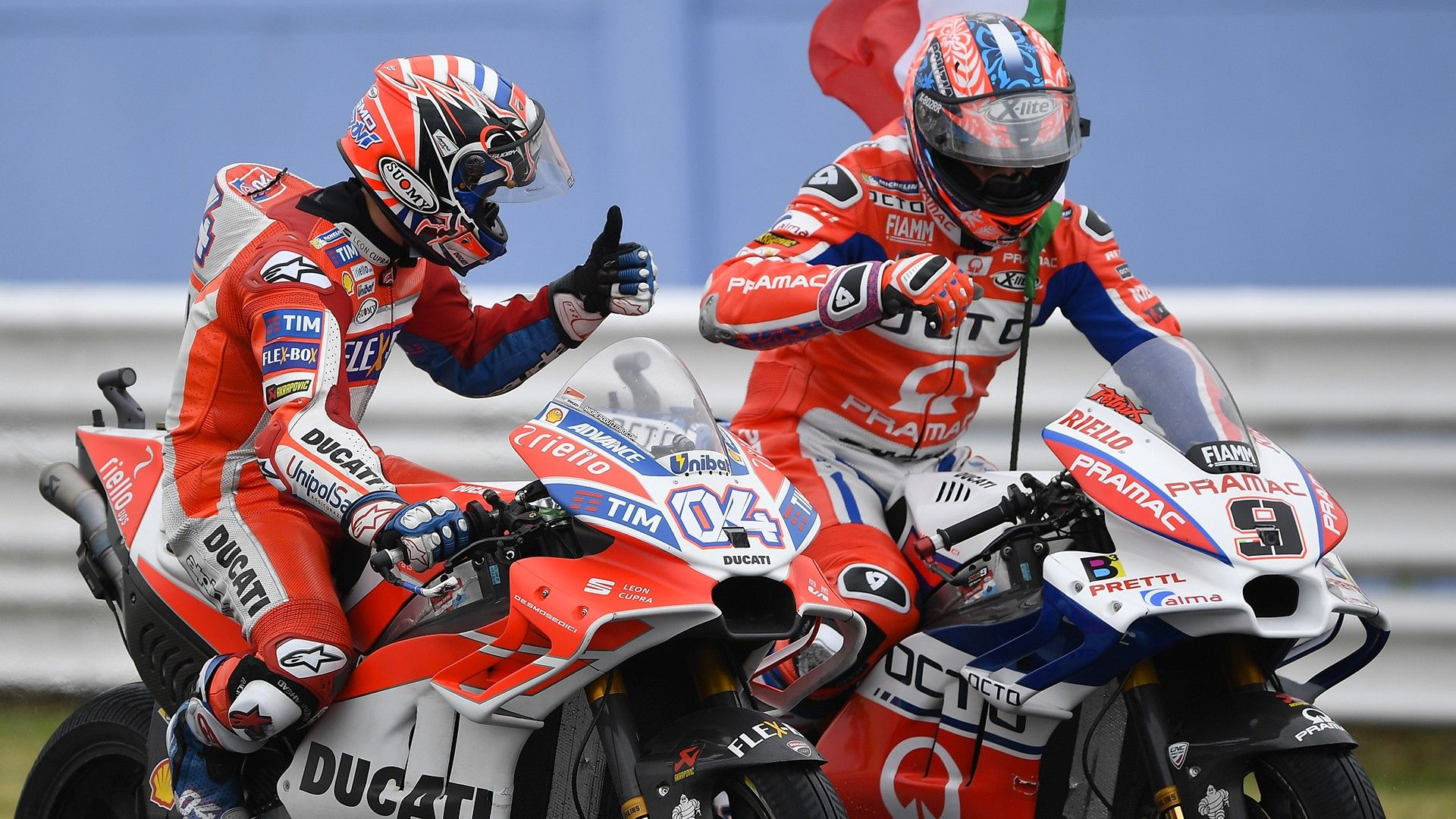Motogear | Petrucci to factory Ducati team for 2019