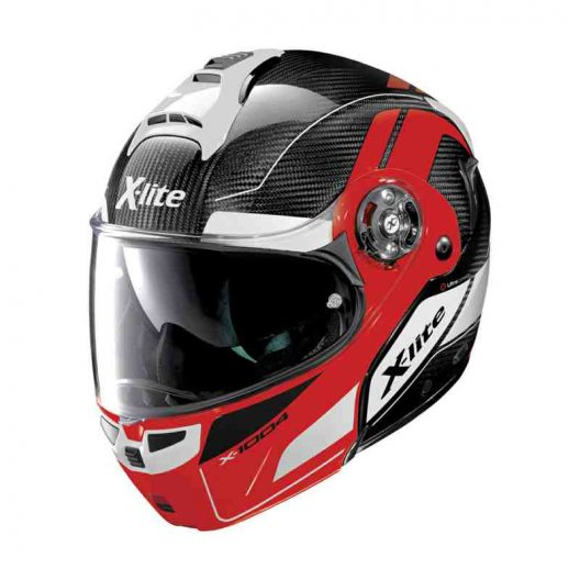 X-1004 UC CHARISMATIC Carbon Corsa Red 015