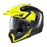N70-2 X DECURIO Flat Black/Yellow 030