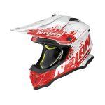 N53 SAVANNAH Metal White/Red 067